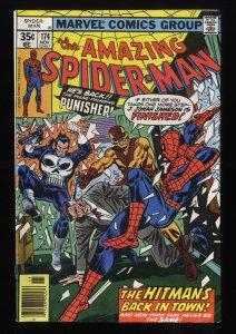 Amazing Spider-Man #174 FN 6.0 Marvel Comics Spiderman