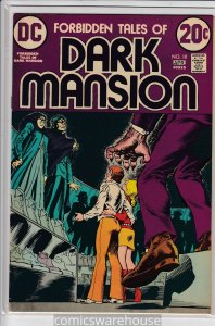 FORBIDDEN TALES OF DARK MANSION (1972 DC) #10 FN+ A07430