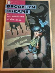 Brooklyn Dreams Vol 1 by J. M. DeMatteis (paradox press 1994)