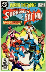 WORLD'S FINEST #312 (VF) No Resv! 1¢ Auction! See More!!!