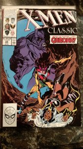 X-MEN CLASSIC #53 (Marvel,1990) Condition VG/FN