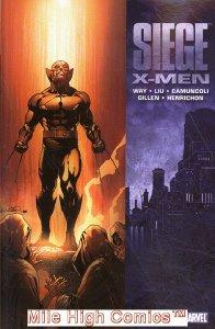 SIEGE: X-MEN TPB (2010 Series) #1 Near Mint