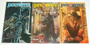 Jack the Ripper #1-3 VF/NM complete series - eternity comics set lot horror 2