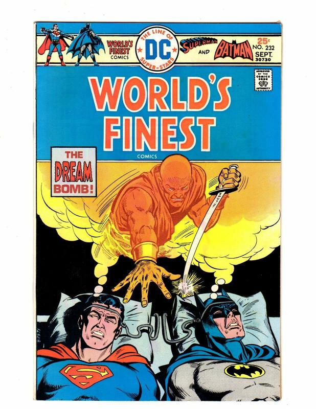 WORLDS FINEST 232 FINE September 1975