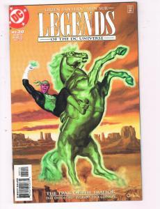 Green Lantern Abin Sur: Legends Of The DC Universe #20 VF DC Comic Book DE21