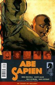 Abe Sapien: Dark and Terrible #18 VF/NM; Dark Horse | save on shipping - details