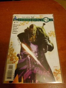 The New 52: Futures End #4 (2014)