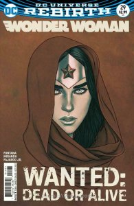 Wonder Woman (5th Series) #29A VF/NM; DC | save on shipping - details inside