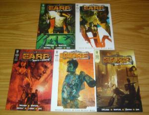 Wyatt Earp: Saints For Sinners #0 & 1-4 VF/NM complete series - radical comics