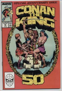 Conan the King #50 (1989)