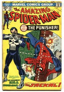Amazing Spider-Man #129 1974 1st appearance of THE PUNISHER