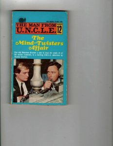 3 Books The Mind-Twisters Affair The Mad Scientist Affair Flying Saucers JK13