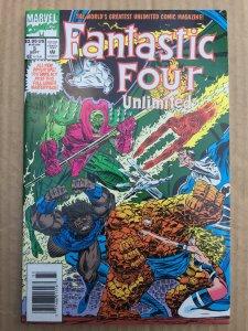 Fantastic Four Unlimited #3 (1993)