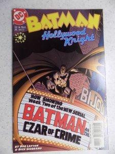 BATMAN HOLLYWOOD KNIGHT # 1