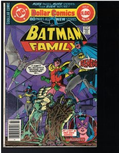 Batman Family #18 (DC, 1977)