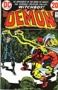 Demon, The #7 (Mar-73) NM- High-Grade Jason Blood, Merlin