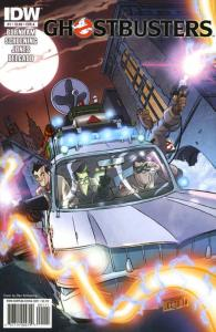 Ghostbusters (2nd Series) #1A VF/NM; IDW | save on shipping - details inside