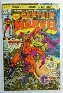Captain Marvel (1st Series Marvel) #43, 6.0/FN (1976)