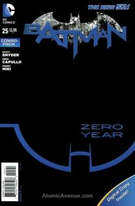 Batman (2nd Series) #25C VF/NM; DC | save on shipping - details inside