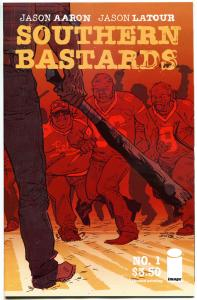 SOUTHERN BASTARDS #1, NM, 2nd print , 2014, Jason Aaron, Latour, more in store