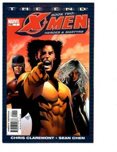 6 X-Men Book Two: Heroes & Martyrs Marvel Comics #1 2 3 4 5 6 Wolverine BH15