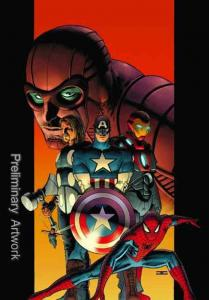 Ultimate Six HC #1 VF/NM; Marvel   save on shipping - details inside