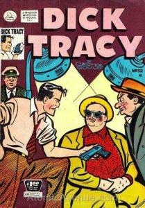 Dick Tracy (La Prensa SCL) #52 VG; La Prensa SCL | low grade comic - save on shi