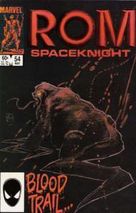 Rom (1979 series) #54, VF+ (Stock photo)