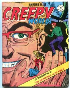 CREEPY WORLDS #227 AMAZING TALES PROFESSOR'S WORLD FN