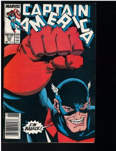 Captain America #354 (Marvel, 1989)