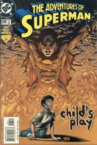 Adventures of Superman (1987 series) #588, NM + (Stock photo)