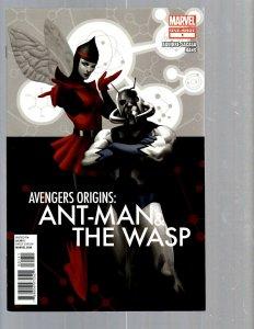 12 Comics Avengers Origin #1 1 1 1 1 Children's Crusade #5 9 Infinity #1-5  J448