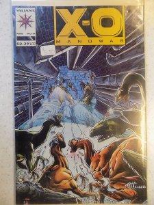 X-O MANOWAR # 15