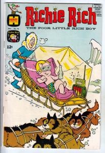 Richie Rich #76 (Dec-68) VF High-Grade Richie Rich