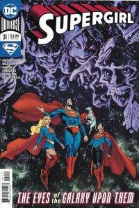 Supergirl (2016 series) #31, NM + (Stock photo)