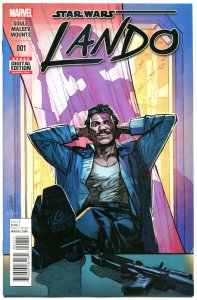 STAR WARS LANDO #1 2, 5, NM, 2015, more SW in store, 3 issues
