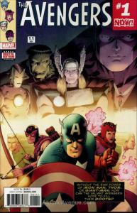 Avengers (7th Series) #1.1 VF/NM; Marvel | save on shipping - details inside