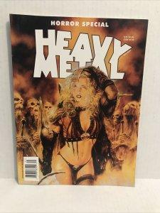 Heavy Metal Horror Special Volume 11 #1 (Mature Reader) 1997