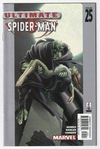 Ultimate Spider-Man #25 October 2002 Marvel