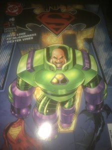 DC Superman Batman #6 Mint Hot
