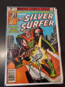 Fantasy Masterpieces Starring Silver Surfer #5 FINE