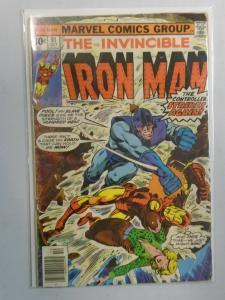 Iron Man #91 (1976 1st Series) 3.0/GD/VG