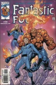 Marvel FANTASTIC FOUR (1998 Series) #40 NM