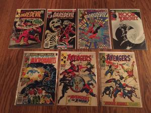 Silver Age Avengers, Daredevil and More