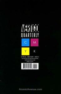 Vertigo Quarterly CMYK #4 FN; DC/Vertigo | save on shipping - details inside