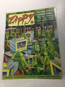 Zippy 8 Nm Near Mint Fantagraphic Books
