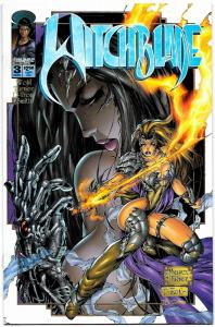 Witchblade #3 Michael Turner / 1st Printing (Image, 1996) VF/NM