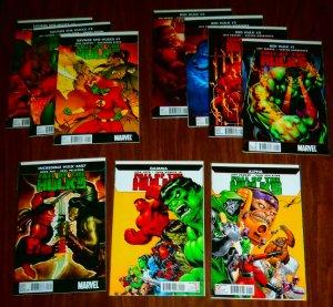 Fall of the Hulks/World War Hulks (set of 17)