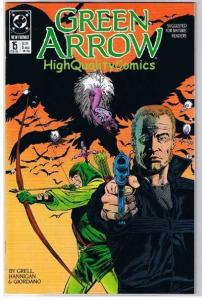 GREEN ARROW #15 16 17 18 19 20, NM+, Mike Grell, Bow, Arrow, 1988, more in store