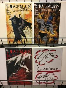 BATMAN GOTHAM COUNTY LINE (2005) 1-3  Steve Niles